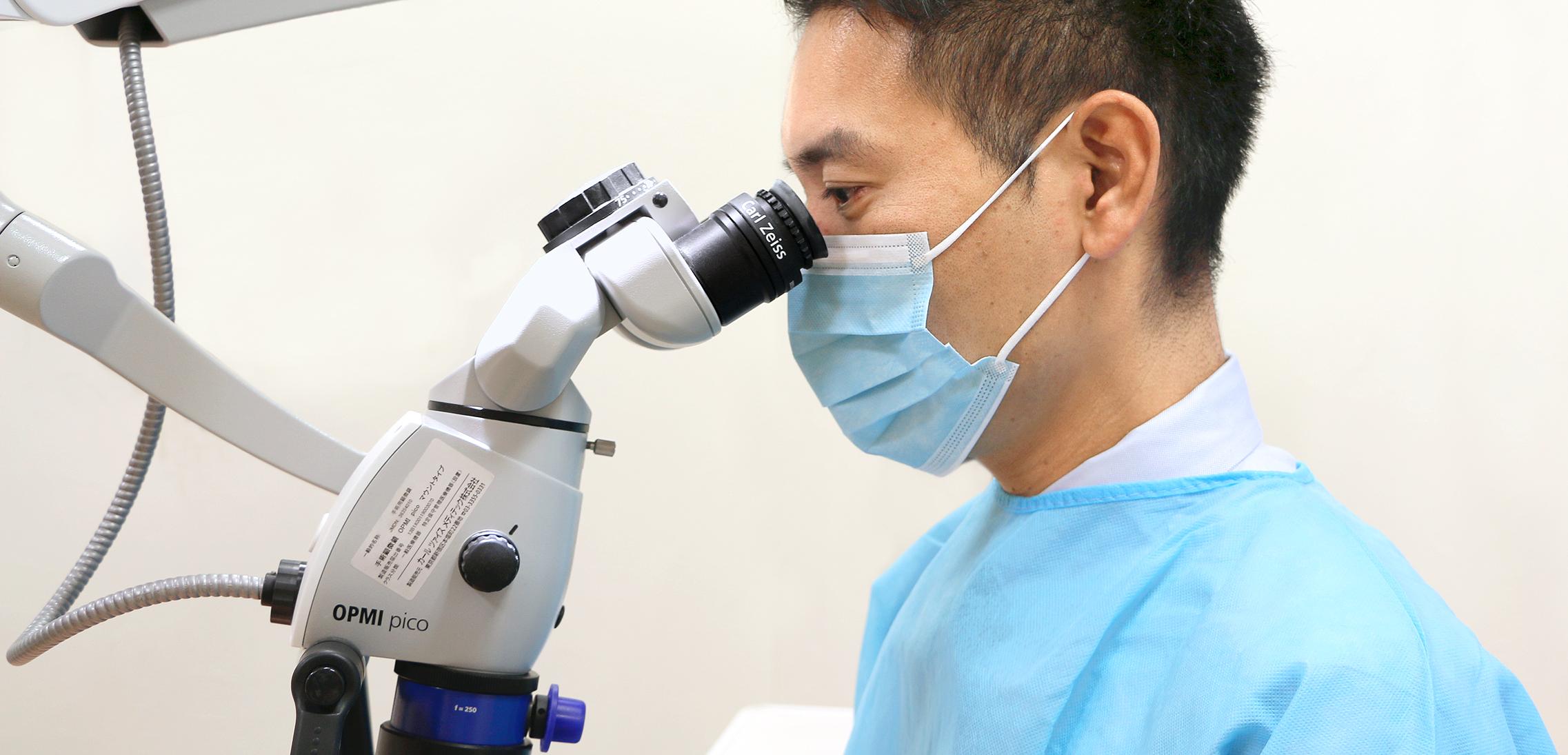 「抜歯」と宣言された患者様へ。根管治療で、天然歯を守る選択肢。根管治療専門医との連携